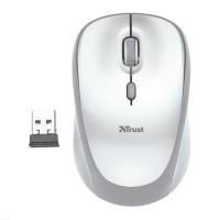 TRUST Myš Yvi Wireless Mouse - white