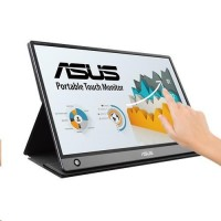 "ASUS MT 15.6"" ASUS ZenScreen Touch MB16AMT USB Type-C FHD (1920x1080), IPS, 10-point Touch, repro"