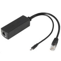 CONRAD POE splitter pro Raspberry Pi 2B, 3B, 3B+, A,A+,B,B+, Banana Pi, Cubieboard, pcDuino, Joy-it sbc-poe-power