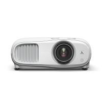 EPSON projektor EH-TW7000, 4K, 16:9, 3000ANSI, 40000:1, USB 2.0, HDMI, Bluetooth, 5000h durability