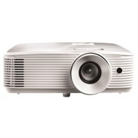 Optoma projektor EH412  (DLP, 1080p, Full 3D, 4500 ANSI, 22 000:1, VGA, HDMI, Audio, 1x10W speaker)