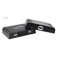 PREMIUMCORD Převodník SCART na HDMI