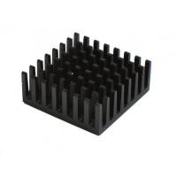 Hliníkový chladič pro Raspberry Pi - 27,8 x 27,8 x 11,2mm