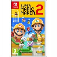 SWITCH Super Mario Maker 2