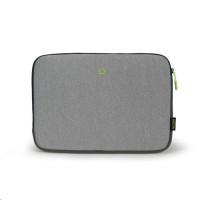 DICOTA Skin FLOW 15-15.6 grey/green