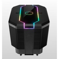 Cooler Master chladič MasterAir MA620M, 120mm, 6 Heat Pipes, aRGB