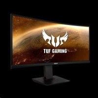 "ASUS MT 35"" VG35VQ 3440x1440 ROG TUF Curved Gaming VA 100Hz 1ms MPRT DP HDMI USB3.0 Adaptive-sync ELMB HDR10"
