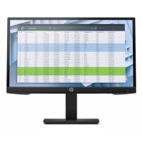 "HP LCD P22h G4 21.5"" (1920x1080, IPS w/LED, 250,1000:1, 5 ms,matný, VGA, DP 1.2, HDMI 1.4, flicker-free, low blue light)"