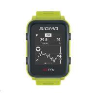 Sigma iD.TRI Basic neon zelená