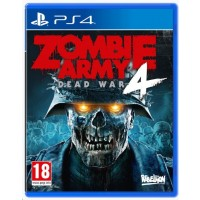 PS4 hra Zombie army 4