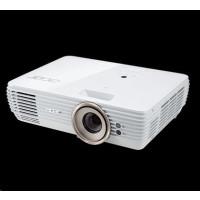 ACER Projektor V7850BD - DLP 3D,4K (3840x2160),2200ANSI,1 200 000:1,VGA,HDMI,5.3 kg,HDR,Rec 2020,Rec 709, Bag,živ. 4000h