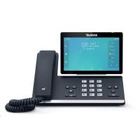 """Yealink SIP-T58A(NEW) IP telefon, 7"""" 1024x600 LCD,27 tl.,2x10/100/1000,Wi-Fi,Bluetooth, PoE,16xSIP, 2x USB, bez adaptéru"""