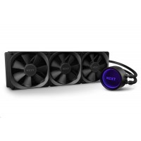 NZXT vodní chladič Kraken X73 / 3x 120mm fan / LGA 2066/2011(-3)/1366/1156/1155/1151/1150/AM4/ 6 let