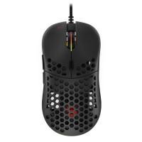 SPC Gear herní myš LIX / drátová / optická / PMW3325 / 800-8000dpi / 1000Hz/ 6 tlačítek/ 59g / ARGB / USB