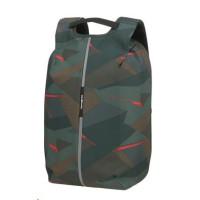 "Samsonite Securipak Backpack 15,6"" Deep forest camo"