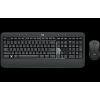 Logitech Wireless Desktop MK540, DE