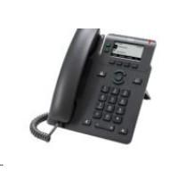 "Cisco CP-6821-3PCC-K9=, VoIP telefon, 2line, 2,5"" LCD, 2x10/100, PoE, bez adaptéru"