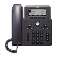 "Cisco CP-6841-3PW-CE-K9=, VoIP telefon, 4line, 3,5"" LCD, 2x10/100/1000, adaptér"