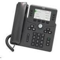 "Cisco CP-6861-3PW-CE-K9=, VoIP telefon, 4line, 3,2"" LCD, 1x10/100, Wi-Fi, adaptér"
