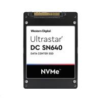 """Western Digital Ultrastar® SSD 7680GB (WUS4BB076D7P3E3) DC SN640 TLC DWPD 0.8 2.5"""""""