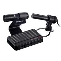 AVERMEDIA streamovací set Live Streamer BO311S (záznamové zařízení + kamera + mikrofon) 1080p 60fps