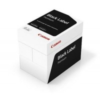 Canon papír Black Label Premium A4 75g 2500 listů (1 box s volnými listy)