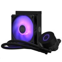 Cooler Master vodní chladič MasterLiquid ML120L RGB V2, 120mm AiO Liquid