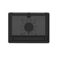 """Cooler Master chladící podstavec NotePal L2 pro notebook 7-17"""", 16 cm, modrá LED, černá"""