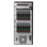 HPE PL ML110g10 4210R (2.4G/10C/14M/2400) 1x16G p408i-p2Gshc+holder SATA 8SFF 800W(1/2) T4.5U NBD333