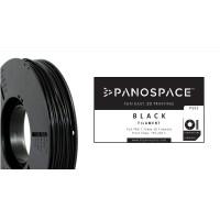 FILAMENT Panospace type: PLA -- 1,75mm, 1000 gram per roll - Černá