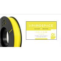 FILAMENT Panospace type: PLA -- 1,75mm, 1000 gram per roll - Žlutá
