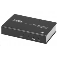 ATEN 2 port HDMI 2.0 splitter 1-2 True 4K@60Hz