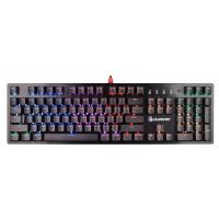 A4tech Bloody B820R mechanická RGB herní klávesnice, USB, CZ, RED SWITCH