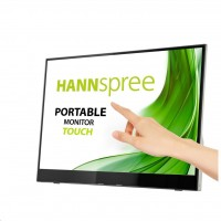 "Hannspree HT161CGB 15,6"" Portable touch monitor, 1920x1080, 16:9, 2x USB3.1, 1x Mini HDMI"