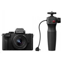 Panasonic Lumix DC-G100 + Lumix 12-32mm f/3,5-5,6 ASPH +tripod grip kit SHGR1