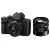 Panasonic Lumix DC-G100 + Lumix 12-32mm f/3,5-5,6 ASPH + Lumix 35-100mm ASPH