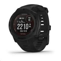Garmin GPS sportovní hodinky Instinct Solar Tactical Black Optic