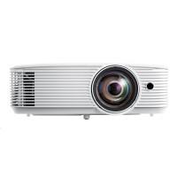 Optoma projektor HD29HST  (DLP, FULL 3D, 1080p, 4000 ANSI, 50 000:1, 2x HDMI, VGA, 10W speaker), rozbalen