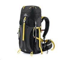 Naturehike trekový batoh Hiking 55+5l - černý