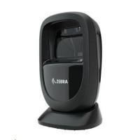 Zebra čtečka DS9308, 2D, SR, multi-IF, EAS, black - bez kabelu