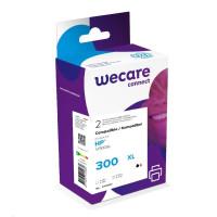WECARE ARMOR cartridge pro HP DESKJET F4280, 4280 (CC641EE/CC644EE) černá/black + 3 colors, 1x21/1x18ml