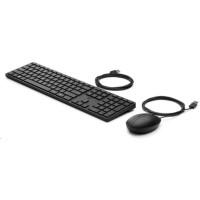 HP Wired 320MK combo (česko-slovensky) klávesnice a myš