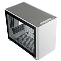 Cooler Master case MasterBox NR200P White, mini-ITX, mini-DTX, bílá, bez zdroje