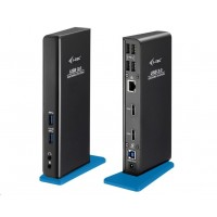 iTec USB 3.0/USB-C Dual HDMI Docking Station