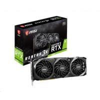MSI VGA NVIDIA GeForce RTX 3090 VENTUS 3X 24G OC, 24GB GDDR6X, 1xHDMI, 3xDP