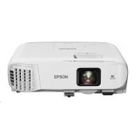 EPSON projektor EB-992F, 1920x1080, Full HD, 4000ANSI, USB, HDMI, VGA, LAN,17000h ECO životnost lampy