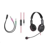 TRACER sluchátka s mikrofonem Office V2