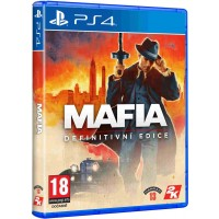 PS4 hra MAFIA: I DEFINITIVE EDITION