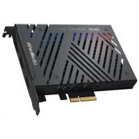 AVERMEDIA Live Gamer DUO GC570D, duální střihová karta, PCI-E, 2x HDMI, Full HD, 2160p, MPEG 4, RGB podsvícení