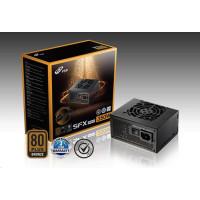 Fortron zdroj 450W SFX PRO 450, 80PLUS Bronze, Full Range, SFX&ATX,full protections